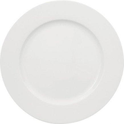 Tanier plytký 280 mm, okrúhly, porcelán, model Primavera, ESCHENBACH