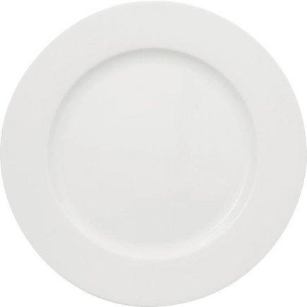 Tanier plytký 310 mm, okrúhly, porcelán, model Primavera, ESCHENBACH