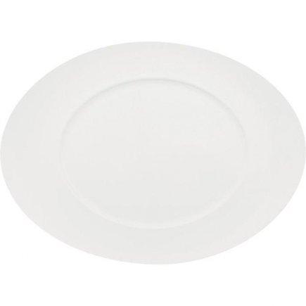 Tanier plytký 320x230 mm, oválny, porcelán, model Universo, ESCHENBACH