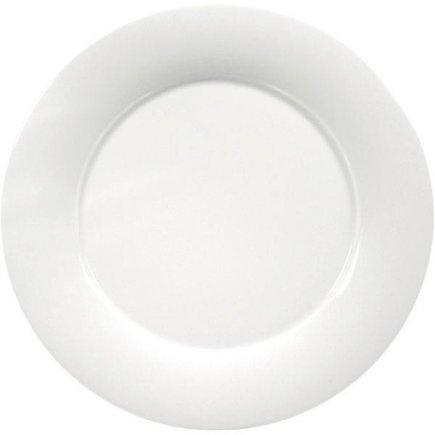 Tanier plytký 280 mm Savoy, biely, elegantný, luxusný, Seltmann