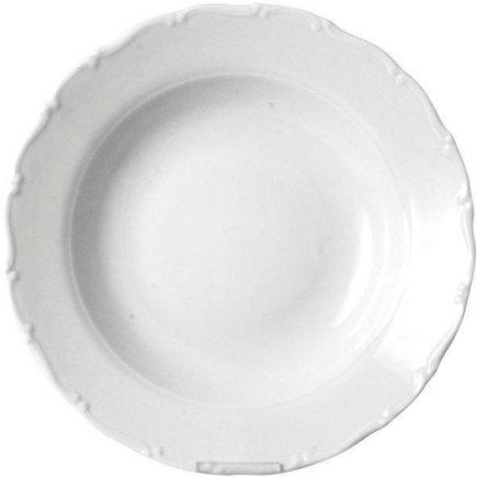 tanier hlboký 23 cm porcelán, Ofelie, Gastro