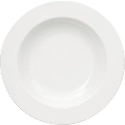 Tanier hlboký 220 mm, okrúhly, porcelán, model Primavera, ESCHENBACH