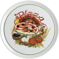 pizza tanier na pizzu 32 cm Dekor 7865, Gastro